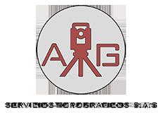 AG Servicios Topográficos Logo